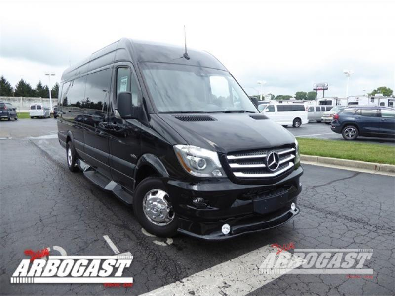 New 2019 Mercedes-Benz Daycruiser D6 Midwest Automotive Designs Sprinter Conversion